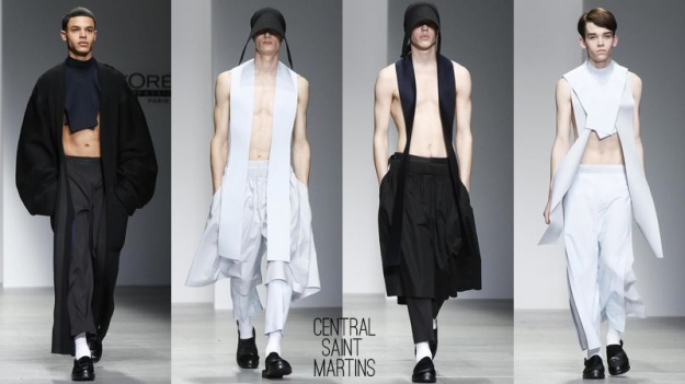 Central Saint Martins FW14