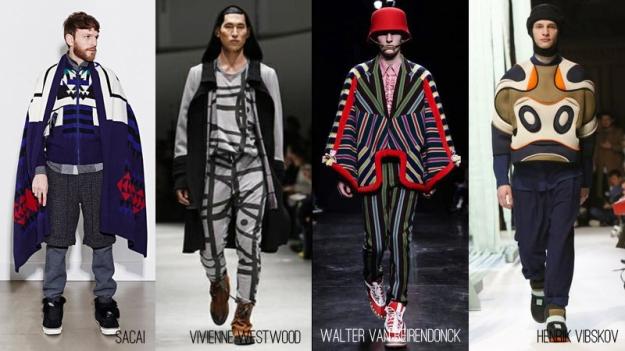 Menswear Tribal Trend 1