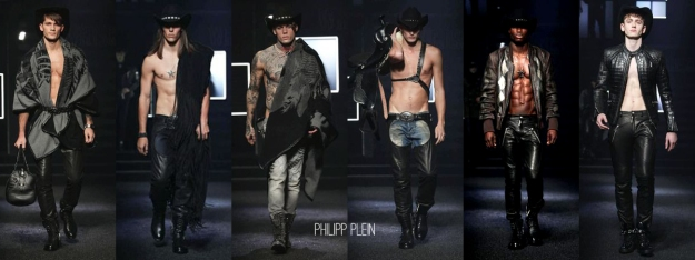 Philip Plein Menswear FW14