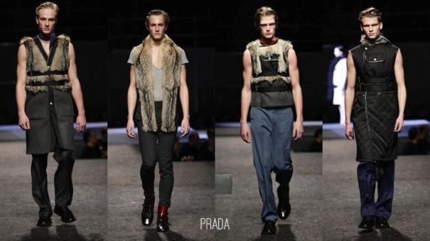 Prada Menswear FW14