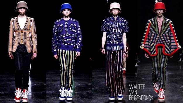 Walter Van Beirendonck FW14 Menswear