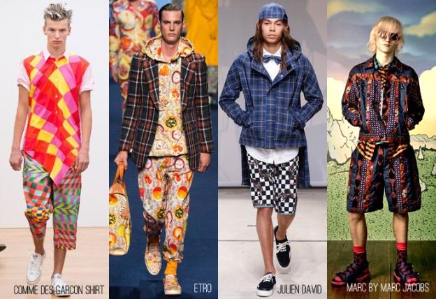 Trend-Pattern Mix