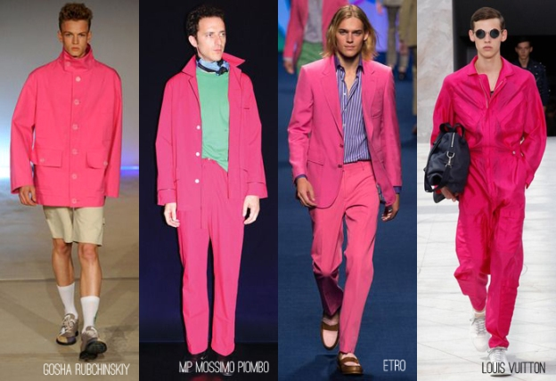 Trend-Hot Pink
