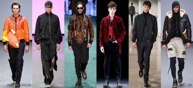 Mens Fall 2015 Bomber Trend_2