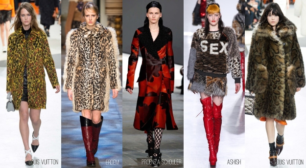 Fall 2015 animal pattern