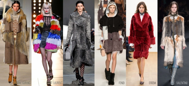 Fall 2015 - Fur Mix